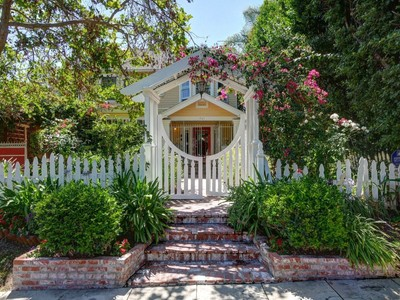 Single Family Home for sales at Opportunities Are Knocking In Los Feliz 1921 North Hobart Los Angeles, California 90027 United States