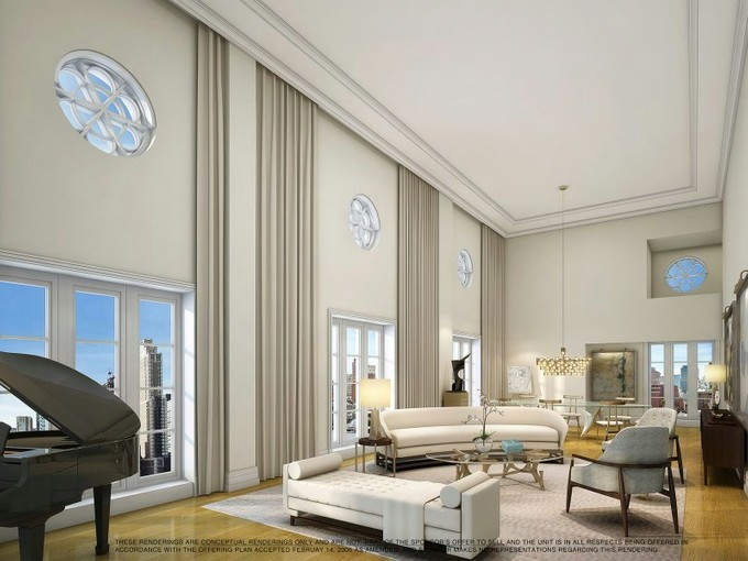 Condominio for sales at 140 East 63rd Street 140 East 63rd Street Ph 4 New York, New York 10065 Stati Uniti