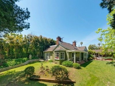 Single Family Home for sales at Charming Gracious Traditional 415 Lombard Street Pacific Palisades, California 90272 United States