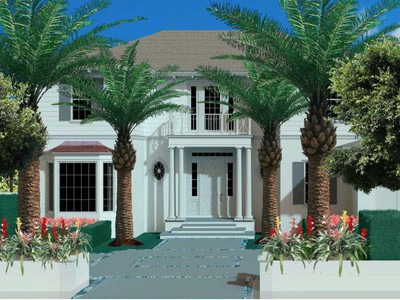 Einfamilienhaus for sales at North End New Construction 264 Country Club Rd  Palm Beach, Florida 33480 Vereinigte Staaten