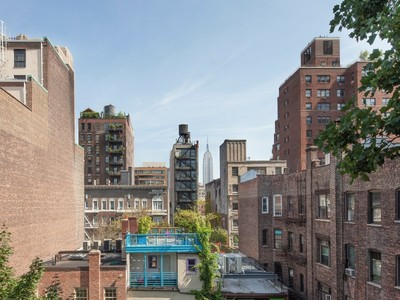 Co-op for sales at West 12th Top Floor Prewar 125 West 12th Street Apt 6f   New York, New York 10011 United States