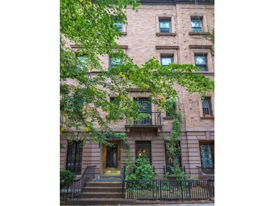 Maison unifamiliale for sales at Striver's Row Townhouse 237 West 139th Street  New York, New York 10030 États-Unis