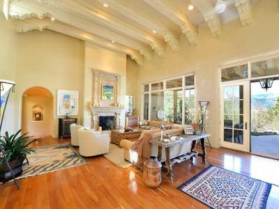 Maison unifamiliale for sales at 37 Circle Drive Compound   Santa Fe, New Mexico 87501 États-Unis