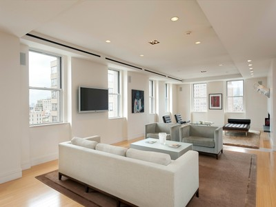 Condomínio for sales at 66 Leonard Street, 12BC 66 Leonard Street Apt 12bc New York, Nova York 10013 Estados Unidos
