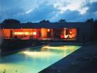 Single Family Home for rentals at Perfect Modern Glass House  Sagaponack, New York 11962 United States