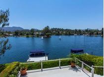 Single Family Home for sales at Gated Westlake Island 2482 Oakshore Drive   Westlake Village, California 91361 United States