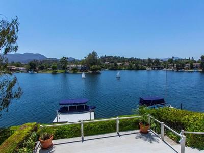 一戸建て for sales at Gated Westlake Island 2482 Oakshore Drive Westlake Village, カリフォルニア 91361 アメリカ合衆国