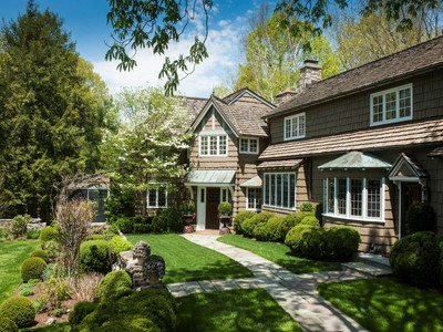 Single Family Home for sales at Captivating Mid-Country Estate 69 Dingletown Road Greenwich, Connecticut 06830 United States