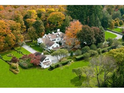 Tek Ailelik Ev for sales at Classic Country Estate 141 Taconic Road  Greenwich, Connecticut 06831 Amerika Birleşik Devletleri