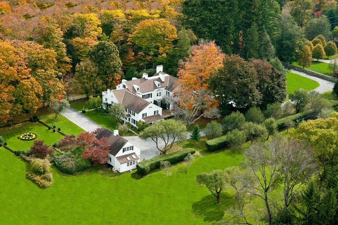 Single Family Home for sales at Classic Country Estate 141 Taconic Road Greenwich, Connecticut 06831 United States