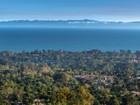 Moradia for  sales at Montecito View Estate 1512 East Mountain Drive Montecito, Califórnia 93108 Estados Unidos