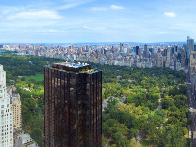 Condomínio for sales at The Residences at Mandarin Oriental 80 Columbus Circle Apt 77b New York, Nova York 10019 Estados Unidos