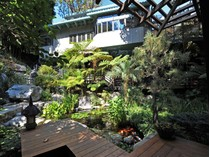 Single Family Home for sales at Asian-Fusion Architectural 13258 Chalon Road   Los Angeles, California 90049 United States