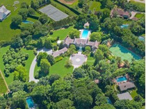 Tek Ailelik Ev for sales at Exquisite Estate with Pool & Tennis 221 Church Lane   Bridgehampton, New York 11932 Amerika Birleşik Devletleri