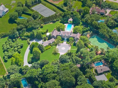 獨棟家庭住宅 for sales at Exquisite Estate with Pool & Tennis 221 Church Lane  Bridgehampton, 紐約州 11932 美國