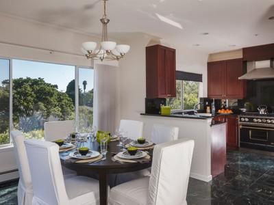 단독 가정 주택 for sales at Pristine Sausalito Bay View Home 115 Sacramento Way Sausalito, 캘리포니아 94965 미국