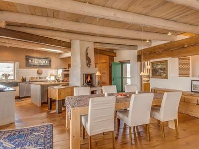 Maison unifamiliale for sales at 125-A County Road 84  Santa Fe, New Mexico 87506 États-Unis