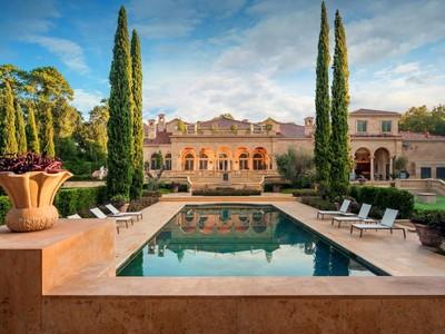 단독 가정 주택 for sales at Carnarvon Chateau  Houston, 텍사스 77024 미국