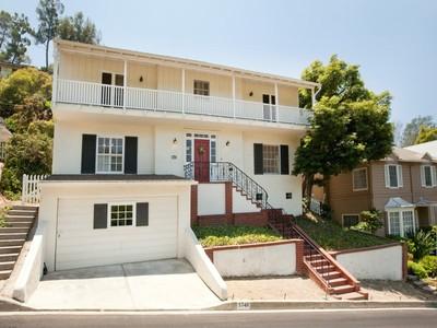 Частный односемейный дом for sales at 5740 Spring Oak Terrace  Los Angeles, Калифорния 90068 Соединенные Штаты