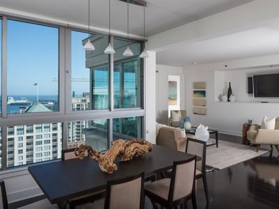 Condominium for sales at Bay and Marina View 2bd at The Brannan 239 Brannan St Unit 16j San Francisco, California 94107 United States
