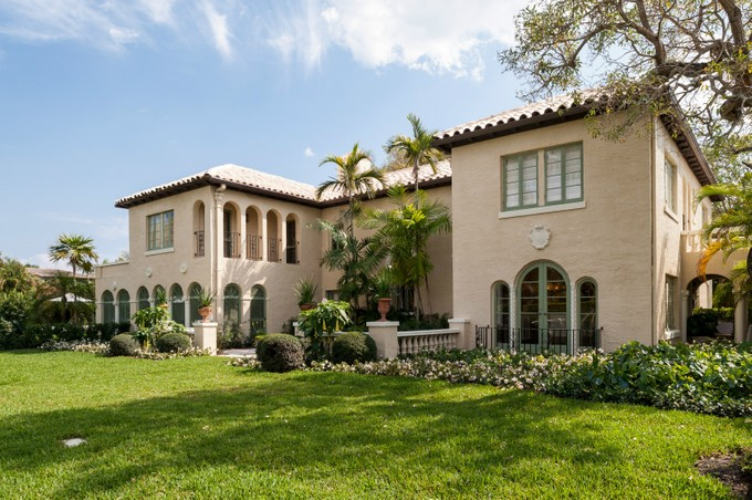 Single Family Home for sales at Churchill Road - West Palm Beach 124 Churchill Rd West Palm Beach, Florida 33405 United States