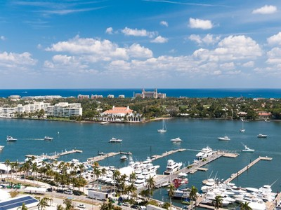 共管物業 for sales at Luxury Apartment with Spectacular Views 201 S Narcissus Ave Apt 1104 West Palm Beach, 佛羅里達州 33401 美國