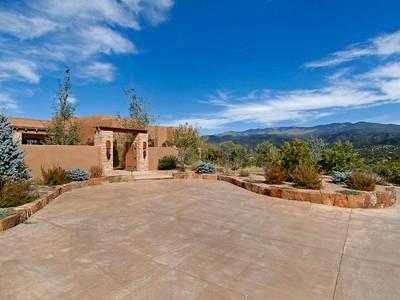 Maison unifamiliale for sales at Monte Sereno Award Winning Contemporary 2964 Aspen View  Santa Fe, New Mexico 87506 États-Unis