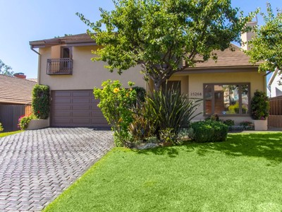 Single Family Home for sales at Traditional 4-Bedroom, 3.5-Bath Home 15268 De Pauw Street  Pacific Palisades, California 90272 United States