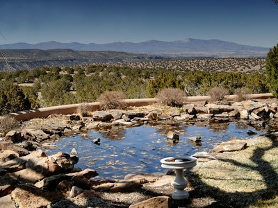 Einfamilienhaus for sales at 178 Chisholm Trail 178 Chisholm Trl  Santa Fe, New Mexico 87506 Vereinigte Staaten