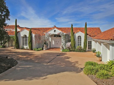 Single Family Home for sales at Panoramic Ocean and Mountain Views 11971 Saddle Road  Monterey, California 93940 United States