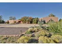 Maison unifamiliale for sales at 21 Goodnight Trail West   Northwest Of City Limits, Santa Fe, New Mexico 87506 États-Unis