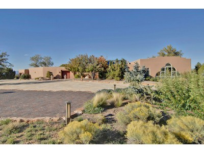 Single Family Home for sales at 21 Goodnight Trail West  Santa Fe, New Mexico 87506 United States