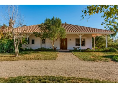 Single Family Home for sales at Secluded Retreat 1910 Tularosa Road   Lompoc, California 93436 United States