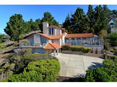 Vivienda unifamiliar for sales at 24755 Outlook Drive  Carmel, California 93923 Estados Unidos