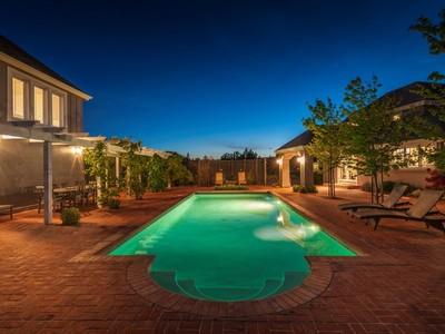 Land for sales at French Calais Style Estate 441 Kelly Glen Lane Sonoma, California 95476 United States