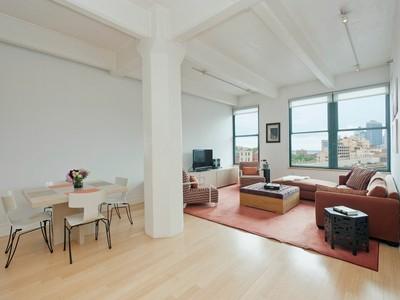 콘도미니엄 for sales at Sunlit Loft 70 Washington Street Apt 8l Brooklyn, 뉴욕 11201 미국