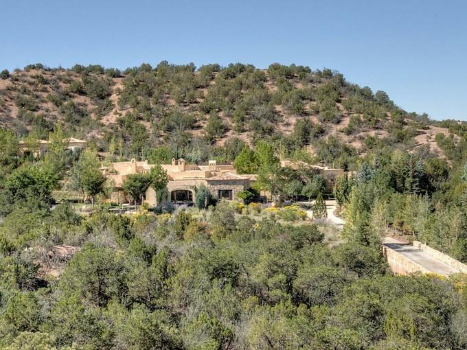 Maison unifamiliale for sales at Tesuque Ridge   Santa Fe, New Mexico 87506 États-Unis