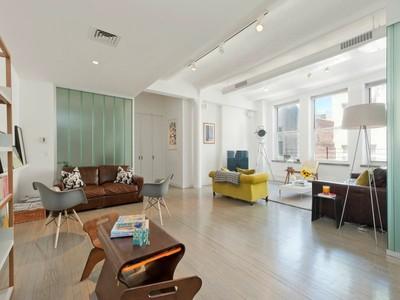 Частный односемейный дом for sales at TriBeCa Condo Loft 429 Greenwich Street Apt 5ap1 New York, Нью-Мексико 10013 Соединенные Штаты