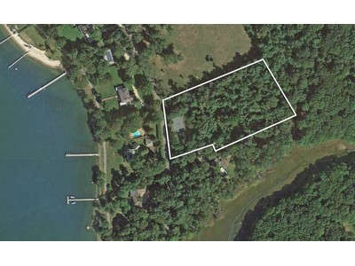 Land for sales at Desirable 3.2 Acre Lot in Dering Harbor  Shelter Island, New York 11964 United States