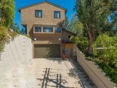 Maison unifamiliale for sales at Prime Silver Lake Contemporary Modern  Los Angeles, Californie 90039 États-Unis
