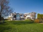 단독 가정 주택 for  rentals at Gorgeous Waterfront in Fordune  Southampton, 뉴욕 11968 미국