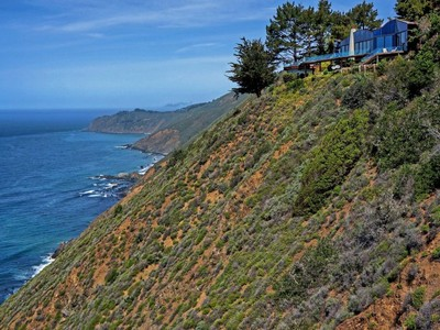 獨棟家庭住宅 for sales at 48720 Highway One 48720 Highway 1 Big Sur, California 93920 United States
