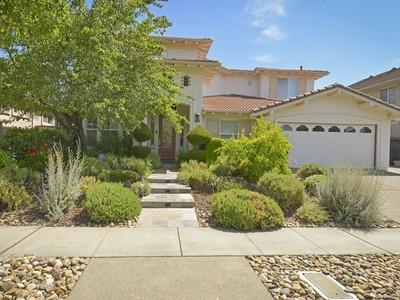 Vivienda unifamiliar for sales at Stunning Mediterranean Home 214 Alchemy Way Napa, California 94558 Estados Unidos