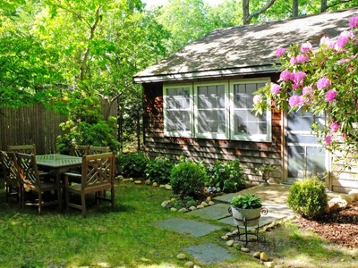 Single Family Home for sales at Serene Home on One Acre  East Hampton, New York 11937 United States