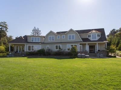 Casa Unifamiliar for sales at California Gold  Hillsborough, California 94010 Estados Unidos