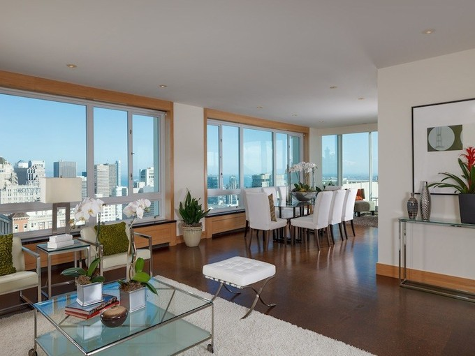 Co-op for sales at Rare, Two-Bedroom Apartment on Nob Hill 1200 California St Unit 19c San Francisco, California 94109 United States