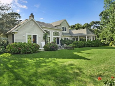Single Family Home for sales at Picture Perfect East Hampton  East Hampton, New York 11937 United States