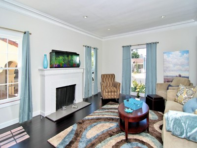 Single Family Home for sales at Elegantly Remodeled Traditional 1114 S Alfred Street  Los Angeles, California 90035 United States