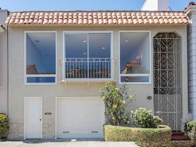 Single Family Home for sales at 187 Avila Street  San Francisco, California 94123 United States