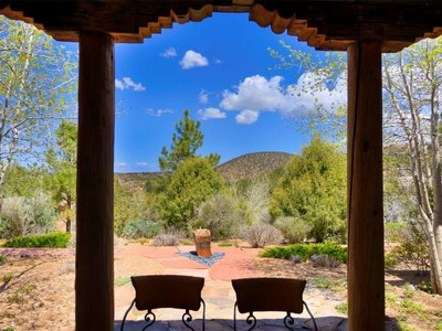 Single Family Home for sales at 708 and 708 B Camino Militar 708 & 708 B Camino Militar   Santa Fe, New Mexico 87501 United States